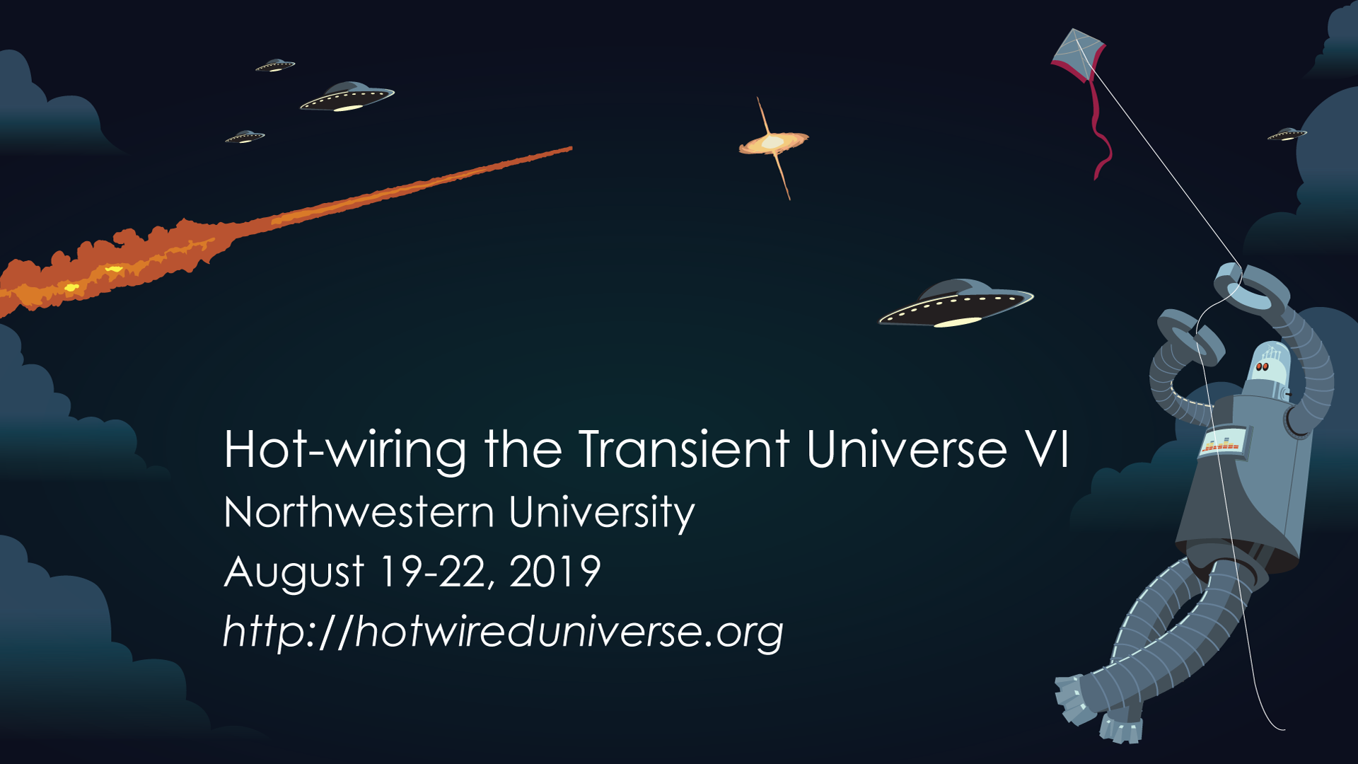 Hot-wiring the Transient Universe V on